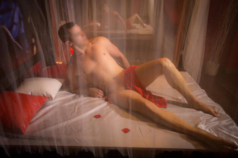 masajistas eróticos darío